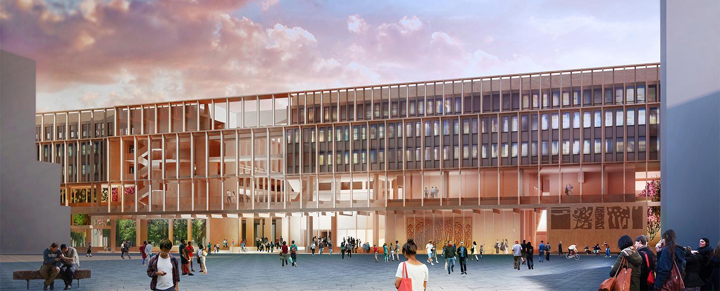telecom paristech - campus paris-saclay 2019